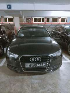 Wedding Car - New Audi 2.0