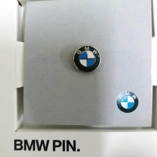 Authentic BMW Pin