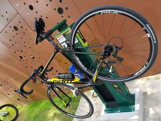 PR2 Giant wheelset ONLY