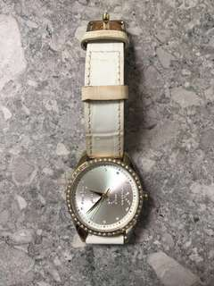 Preloved Fcuk watch
