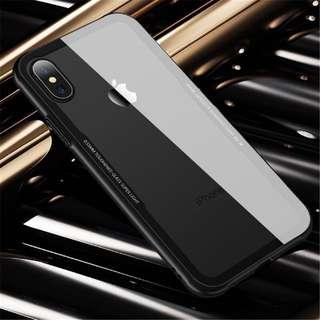 Iphone X glass case