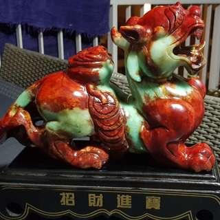 Old Jade Pixiu 老玉貔貅