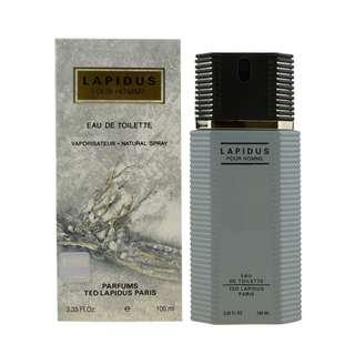 Parfum Original Ted Lapidus Pour Homme
