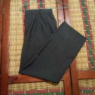 Celana Panjang Stripes Pria Size 32 not Jeans kode CPD963