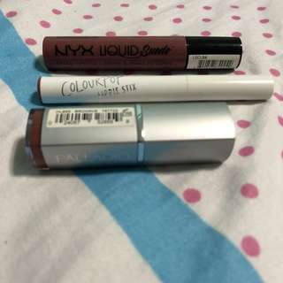 FREE NM // LIPSTICK CLEARANCE SALES