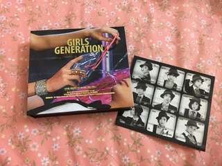 GIRLS' GENERATION MR MR