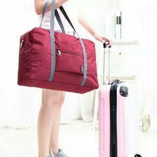~New Foldable Travel Luggage Bag