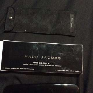 Marc Jacobs 07 Ryeshafow Palette