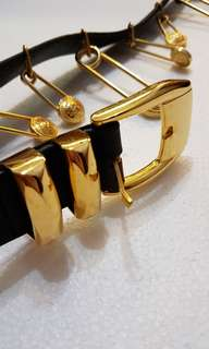 Gianni Versace Belt 皮帶