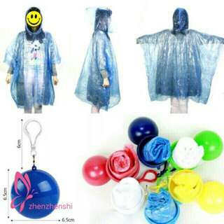 ~Raincoat ball