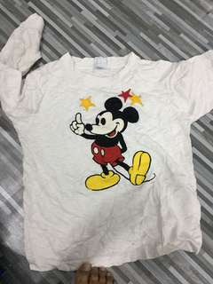 Mickey Mouse From Disney Blie Tag