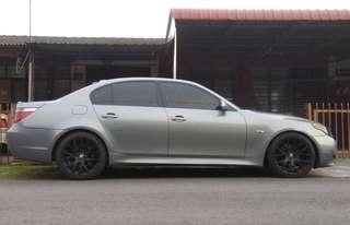 Sambung Bayar BMW 525 Msport