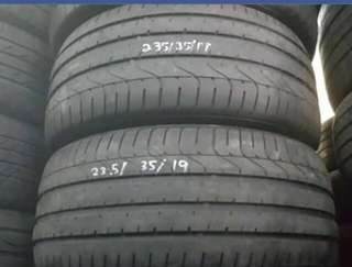 Pirelli Pzero GERMANY 235/35/19