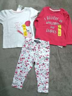 New baby apparels
