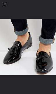 BNIB Frank Wright Tassel Loafers