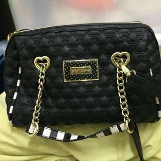 Betsey Johnson Hand/Crossbody Bag