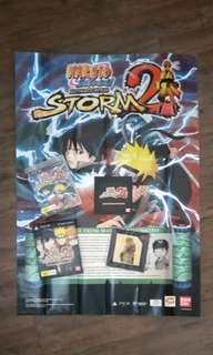PS3 Naruto Ultimate Ninja Storm 2 - Collector's Edition Box Set