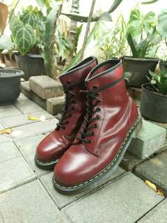 Dr. Martens 1460 Red Cherry