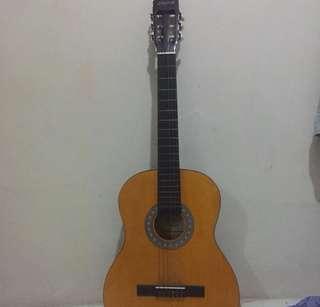 HARGA TURUN!!!!! skylark gitar  C941 YL (nylon /nilon)