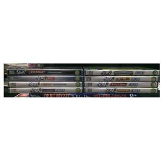 THE SIMS 3 (EXPANSION PACKS & ETC.)