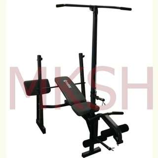Matrix 346 Weight Bench