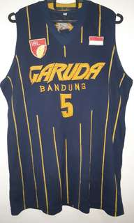 Jersey ibl Garuda Bandung Daniel Wenas