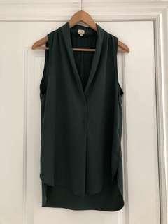 Wilfred sleeveless shirt