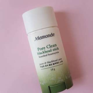 Mamonde blackheads pore stick