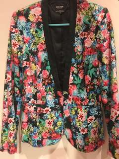 Ever New floral blazer