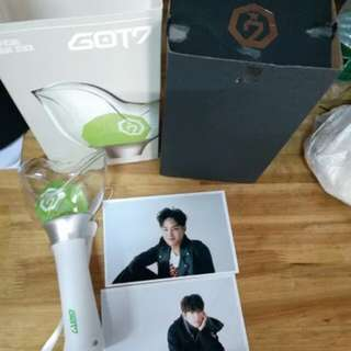 GOT7 LIGHTSTICK VER1