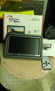 正廠奧斯卡7吋液晶彩色螢幕MA-761附遙控