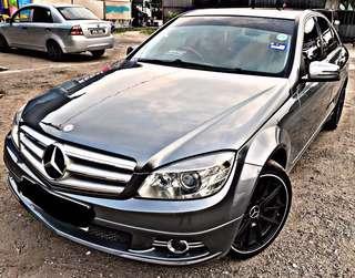 Mercedes c200 sambungbayar