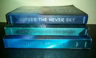 Under the Never Sky/Through Ever Night/Into the Still Blue