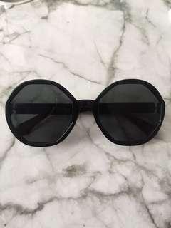 Octagon Geometric Sunglasses