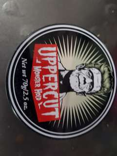Uppercut Pomade Monster Hold