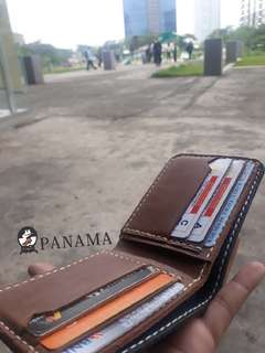 Dompet pria kulit handmade