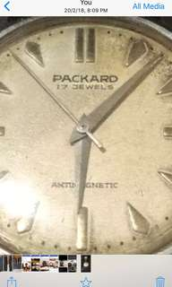 Packard 16 Jewel Anti Magnetic