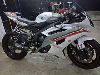 2010 R6 FULL ACCESSORIES‼️ VERY2 GOOD CONDITION ‼️ ENGINE SMOOTH , SOUNDS GOOD 👍🏻 READ DESCRIPTION BELOW FOR BIKE DETAILS