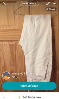 Muji Pants