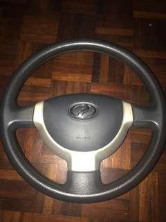 Steering Myvi 1st gen