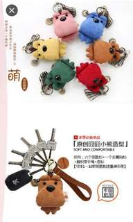 Preorder- Korean Somebody Cute Coin Pouch/KeyChain/Key Holder/Bag Accessory