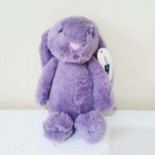 MUMUSO Small Purple Bunny Rabbit
