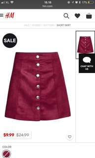 Looking For: H&M Skirt