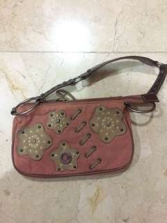 GUESS pink small bag