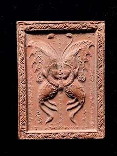 Kruba Krissana 45 yant Blk A Mongdum Butterfly