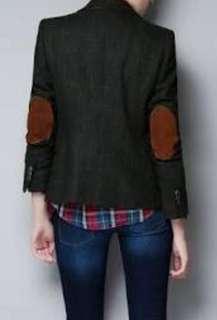 XS Zara Wool Blazer