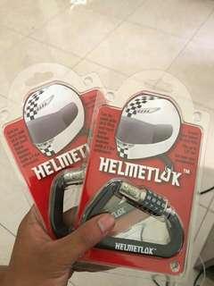 GEMBOK HELM / HELMET LOCK ANTI MALING