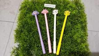 Tsum tsum pens