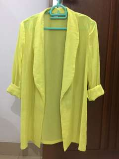 Yellow outer