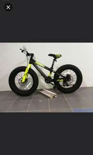 Cofidis smart big foot ( fat bike) 20 inch kids bike
